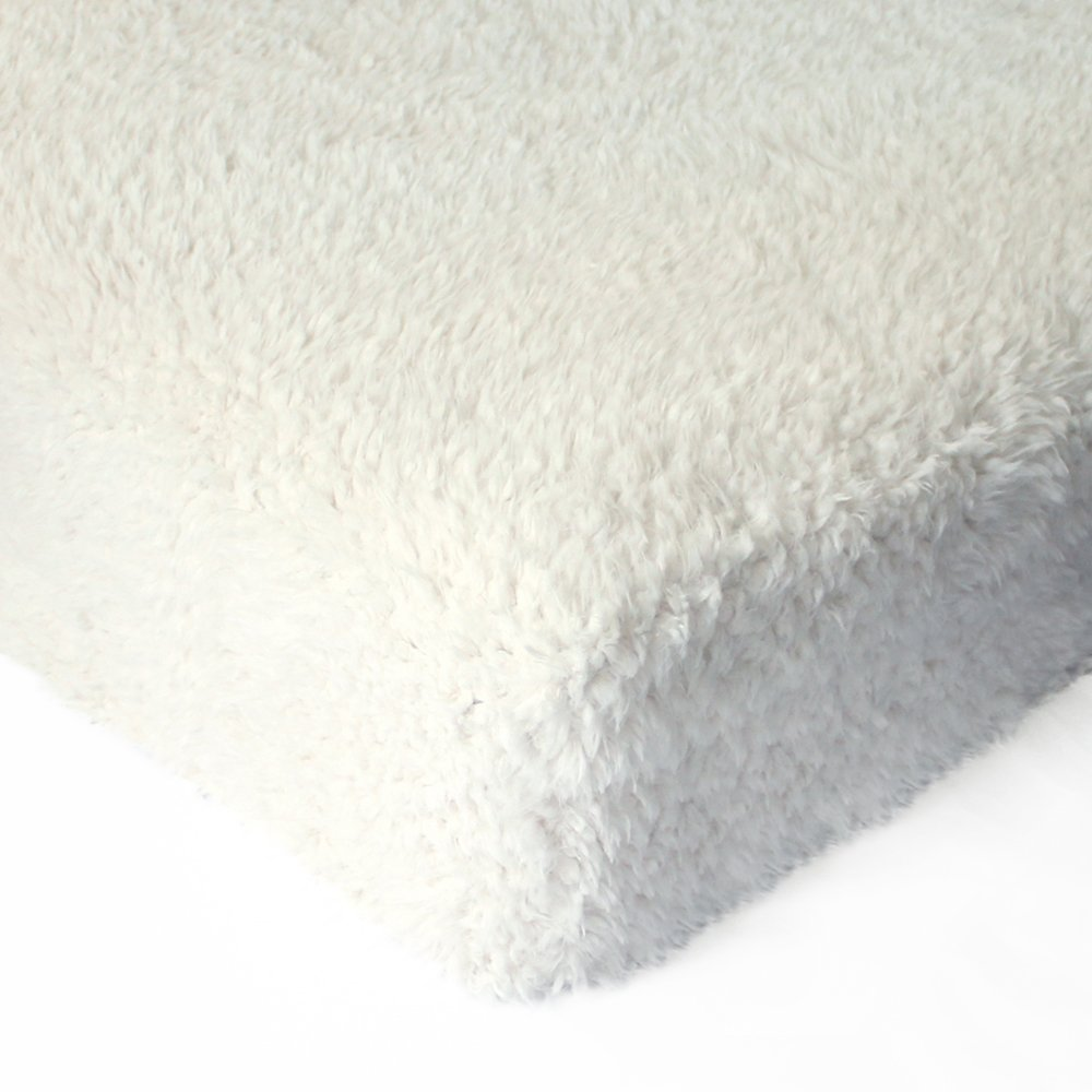 Sherpa Sheets - Llama Fur Fitted Bed Sheet (Twin)