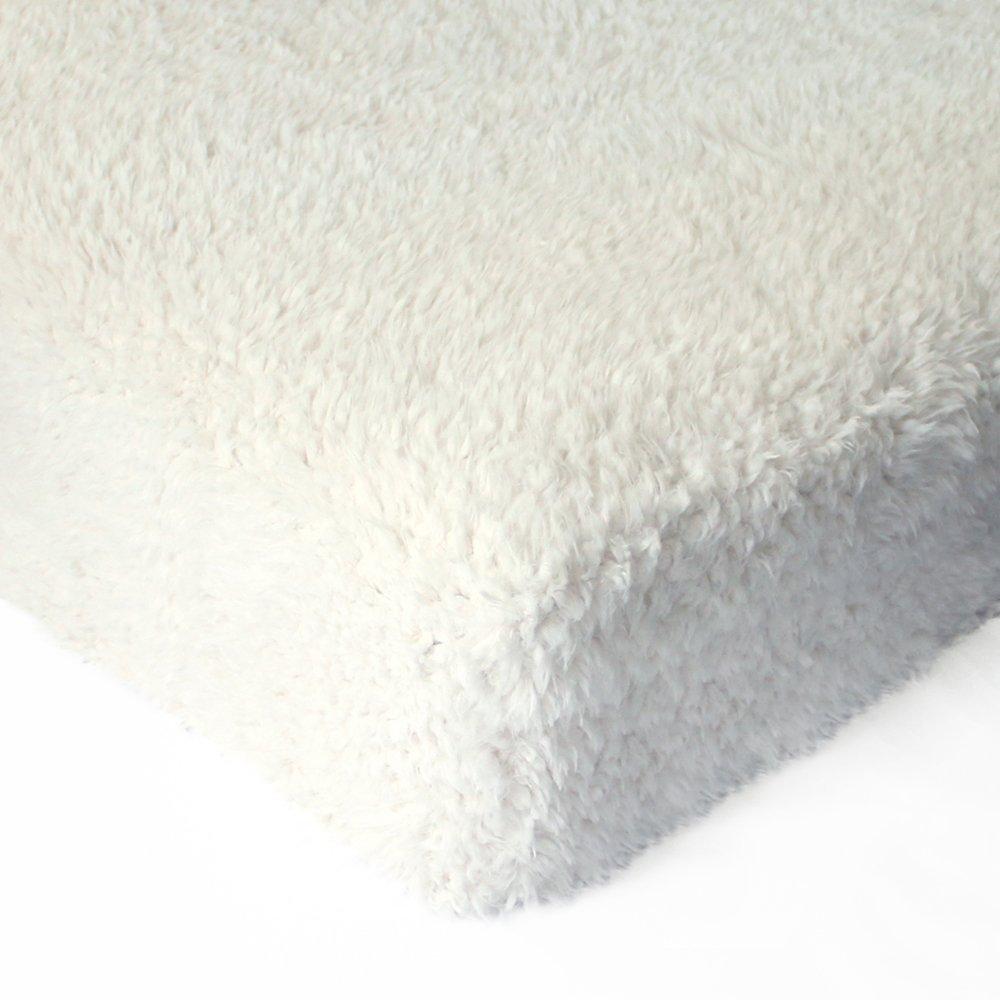 Sherpa Sheets - Llama Fur Fitted Bed Sheet (Twin)