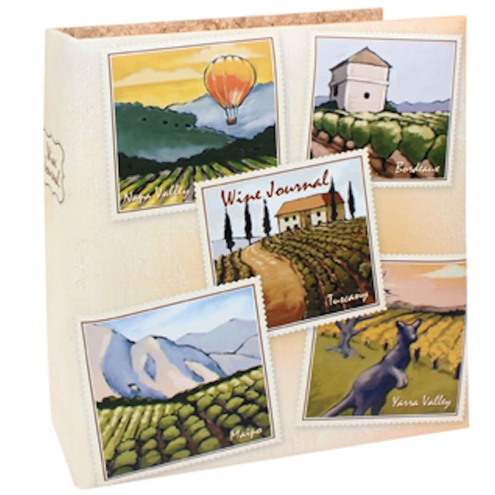 Top Shelf Vineyard Wine Journal by Top Shelf