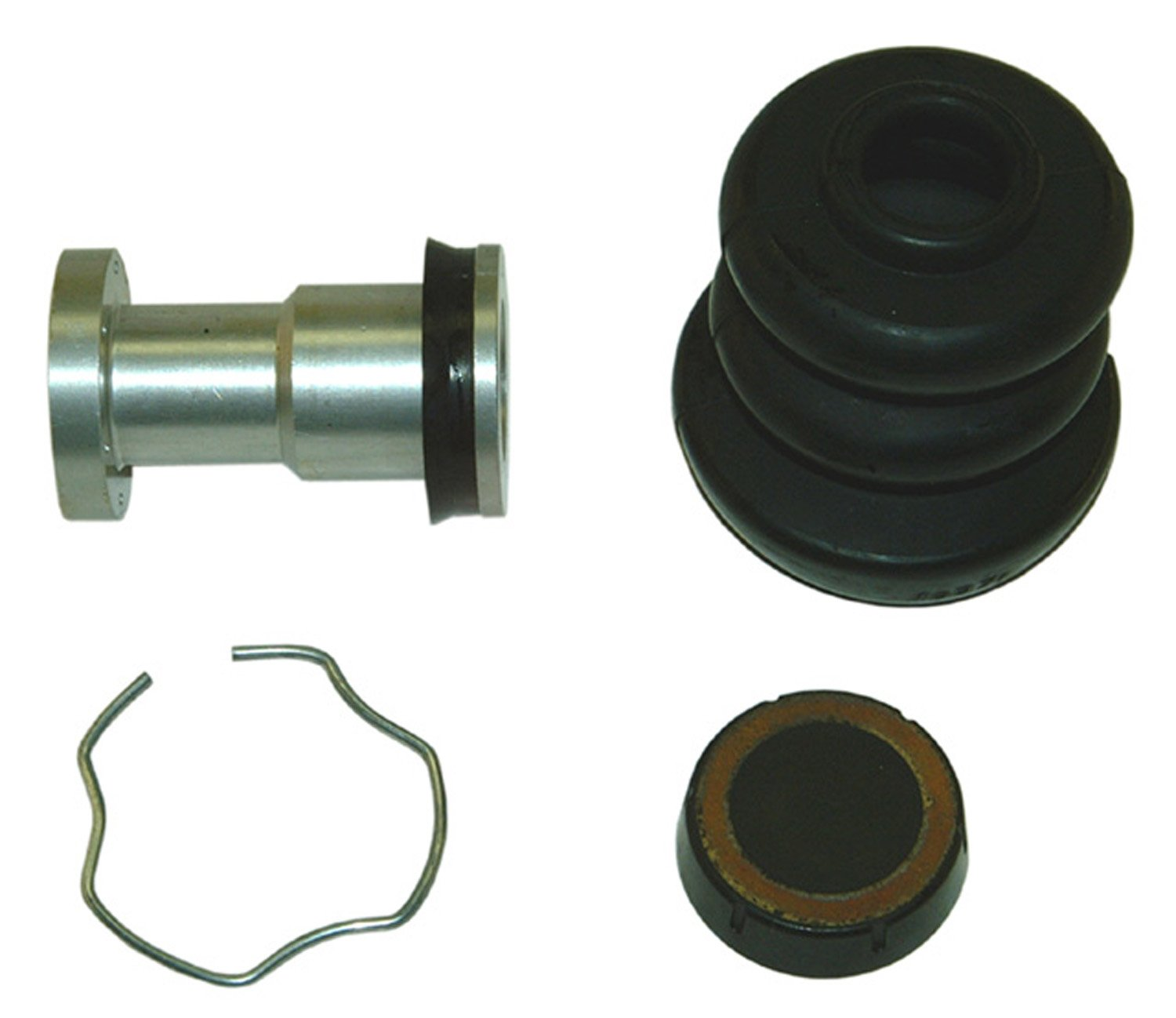 and Piston ACDelco 18G1198 Professional Brake Master Cylinder Repair Kit with Clip Cap Boot