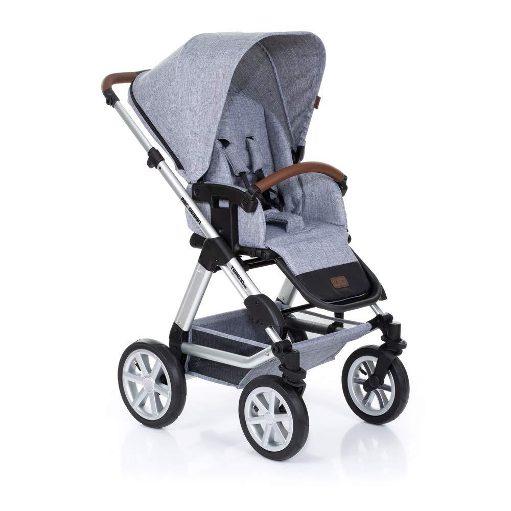 ABC Design Kinderwagen Tereno Air Kollektion 2019 Farbe:graphite grey