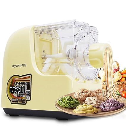 ITAPMNOD Máquina De Pasta Maker,Fabricante De Pasta Eléctrico Revolucionario Molde 4 Tallarines