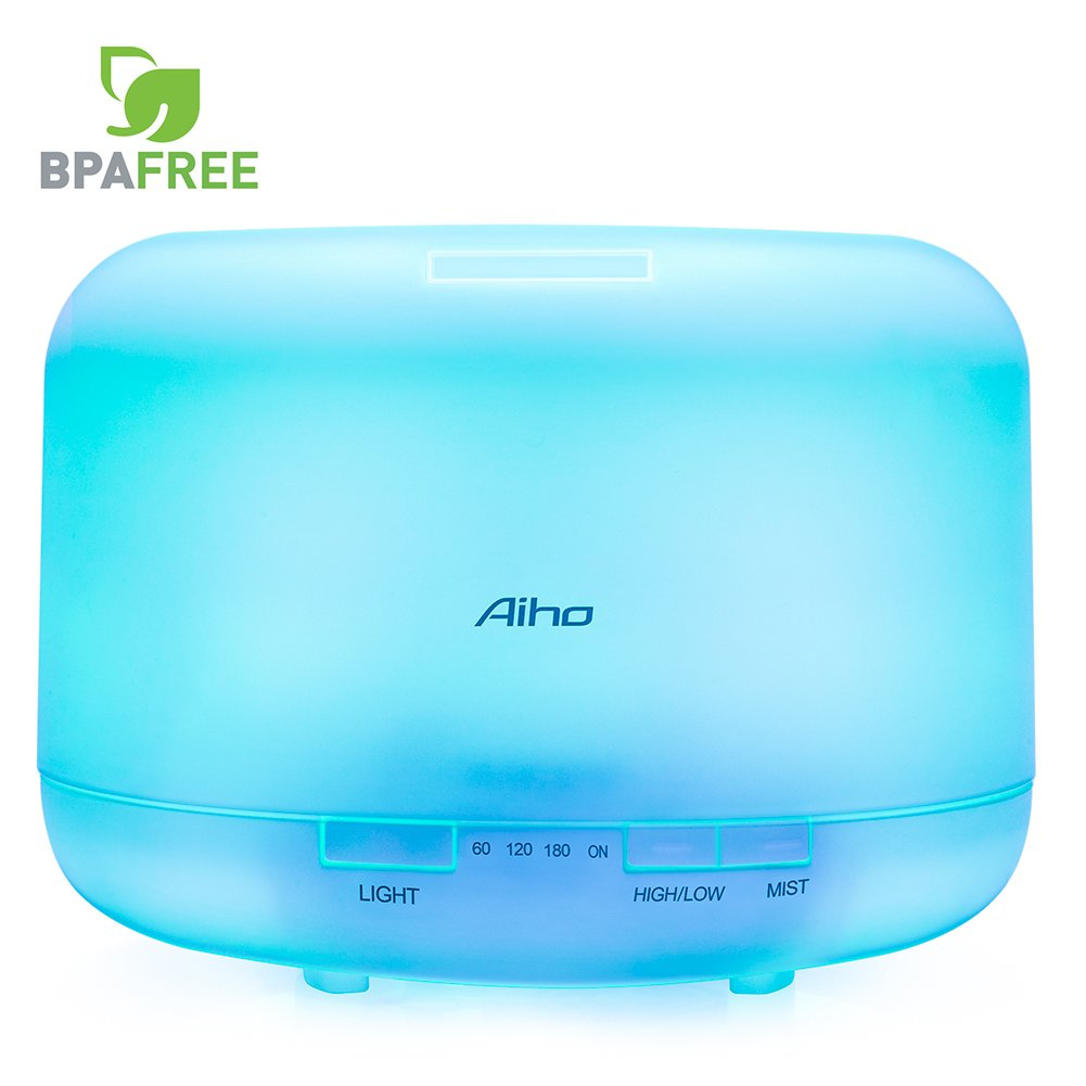 Amazon.com: Car USB Diffuser, Aiho USB Essential Oil