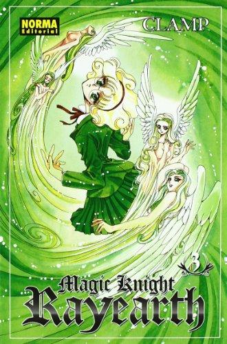 Descargar Libro Magic Knight Rayearth 3 Clamp