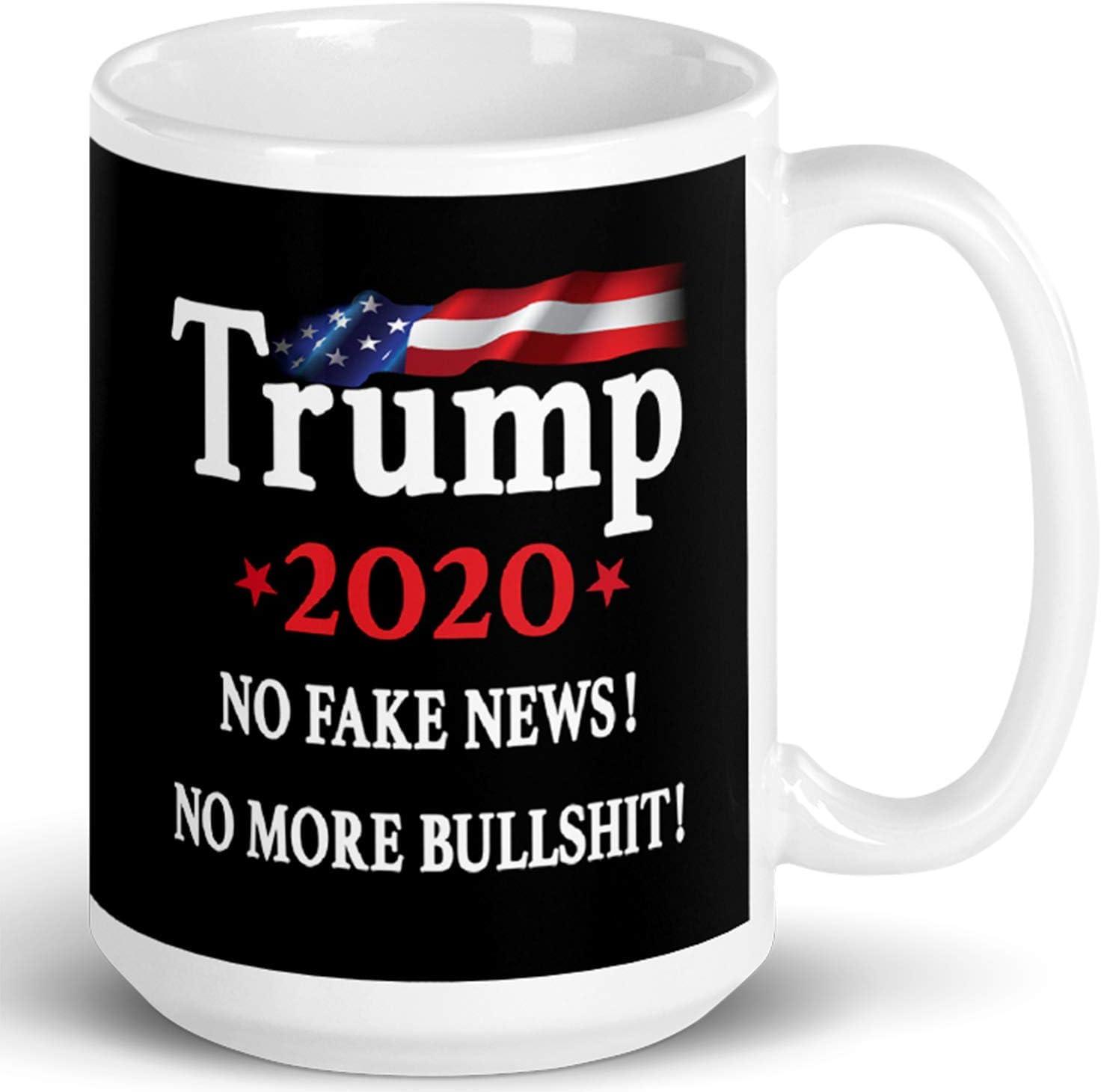 Funny Donald Trump President 2020 Coffee Mug Men Women Political Gift Feelings