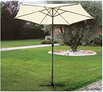 Sombrilla Jardin Papillon Hexagonal 3 Metros: Amazon.es: Hogar