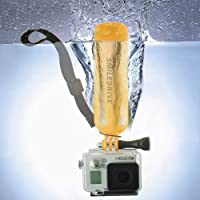 SMILEDRIVE® Underwater Floating Bobber Handle for Action Cameras-Must Have GOPRO Hero Camera Accessory