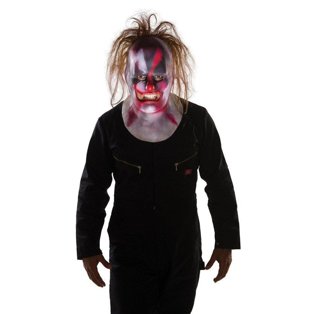 【通販激安】 slipknot スリップノット マスク クラウン clown グッズ クラウン 2016 大人用 仮面 仮装 海外 メタル バンド コスプレ 仮装 変装 グッズ [並行輸入品] B073X9G369, 直川村:0a72aa32 --- a0267596.xsph.ru