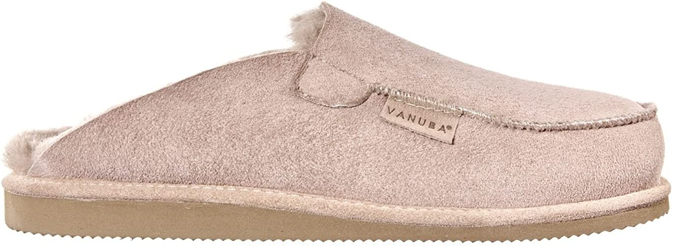 Sheepskin Women/'s Slippers Hand Made Natural Leather Warm Boots Size 36-42