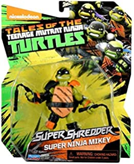 Amazon.com: Cuentos de las Tortugas Ninja Super Ninja Leo de ...