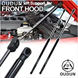 2pcs Front Hood Bonnet Gas Lift Supports Strut Shocks Springs Fit 98-02 Accord