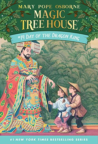 Day Of The Dragon-King (Magic Tree House 14, (Chinese Tree Dragon)