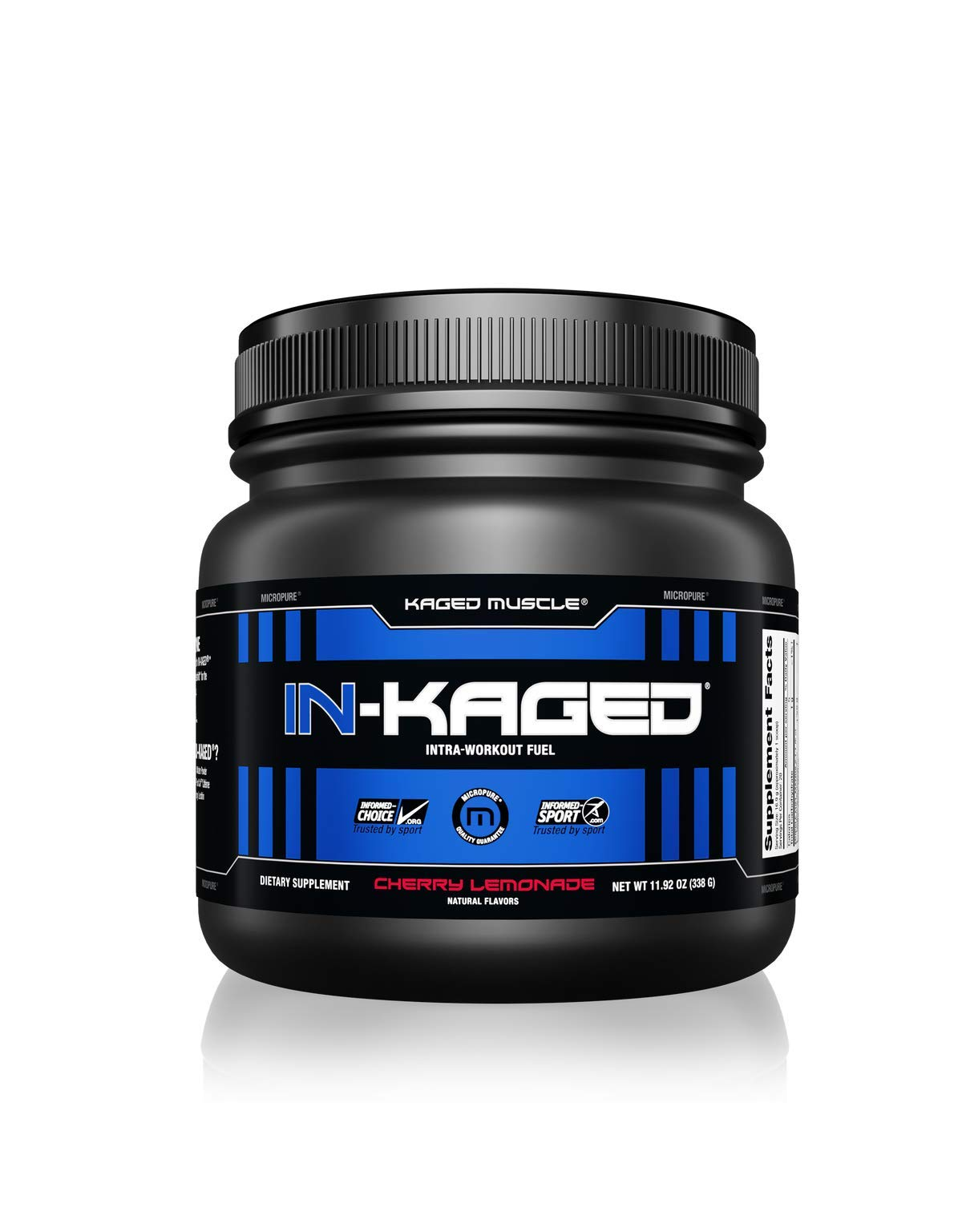 Qualified In-kaged Cherry Lemonade 20 Servings By Kaged Muscle Vitamins & Dietary Supplements Health & Beauty