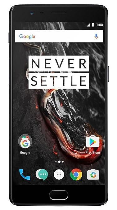 OnePlus 3T (Midnight Black, 128 GB)