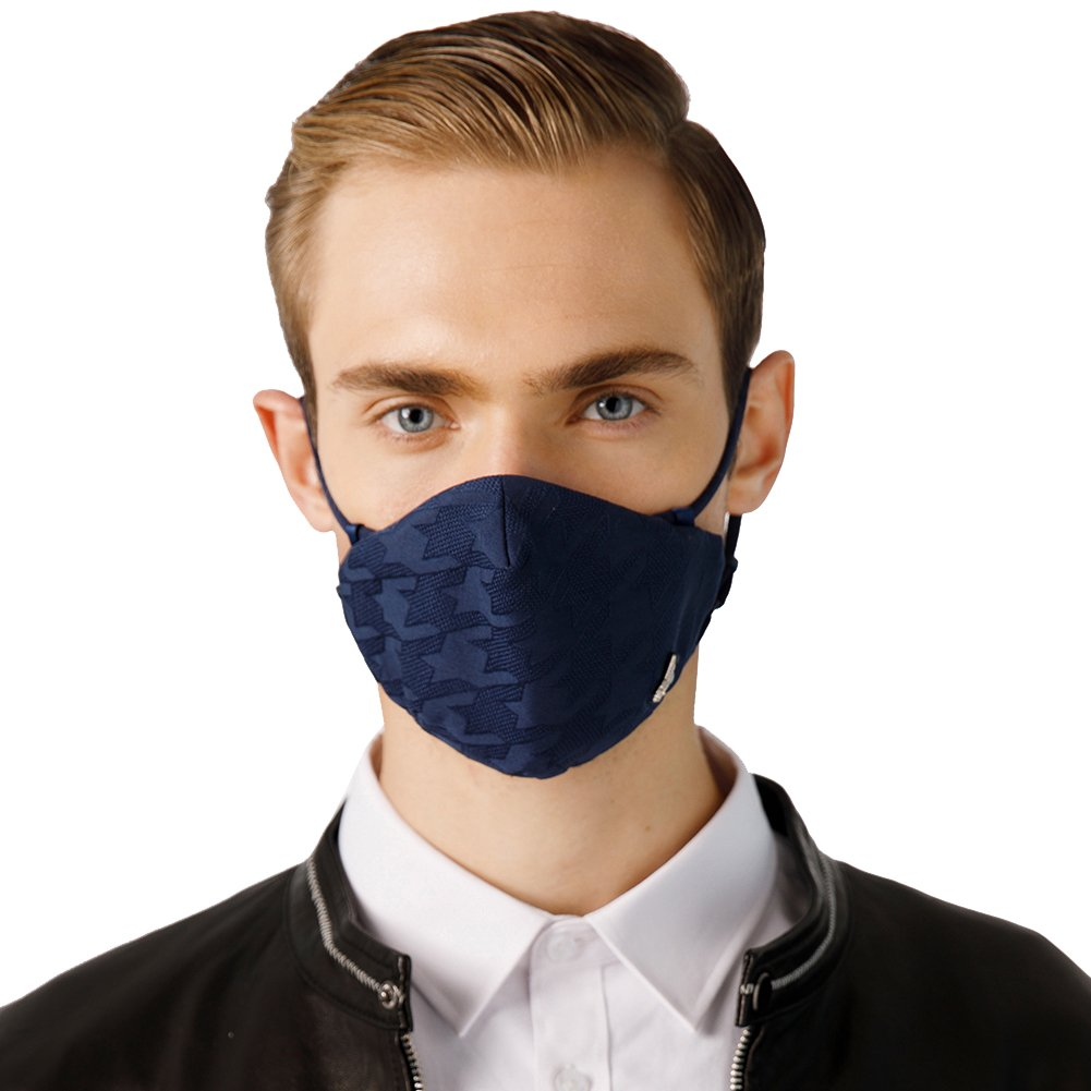 MeHow Fashion Mouth Mask, Gas mask, Asthma mask,Respirator mask,Safety mask Washable,Anti-Pollution Mask with Replaceable Filters Valve, Anti-Dust/Pollen/Allergy For Sports(1 Mask +2 Filters)