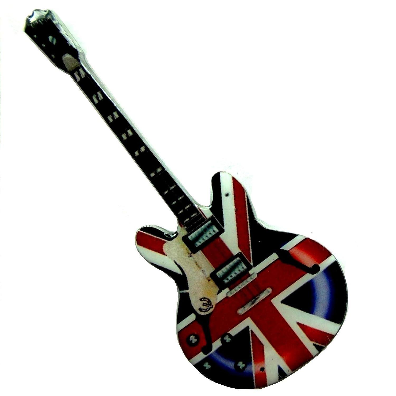 Magnete in metallo - Noel Gallagher Oasis - EPHIPHONE UK Flag Eurasia1