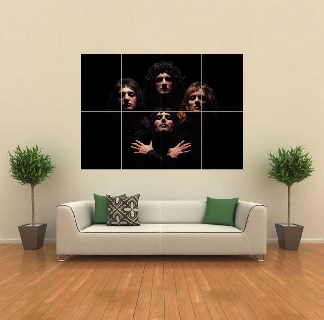 Amazon.com: QUEEN FREDDIE MERCURY BAND GIANT WALL PRINT POSTER G791: Posters  U0026 Prints Part 59