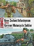 New Zealand Infantryman vs German Motorcycle Soldier: Greece and Crete 1941 (Combat)