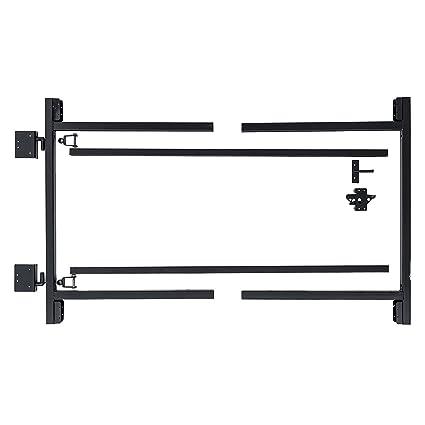 Amazon.com: Adjust-A-Gate Steel Frame Gate Building Kit (60\