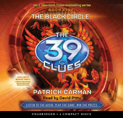 The Black Circle (The 39 Clues , Book 5) - Audio Library Edition