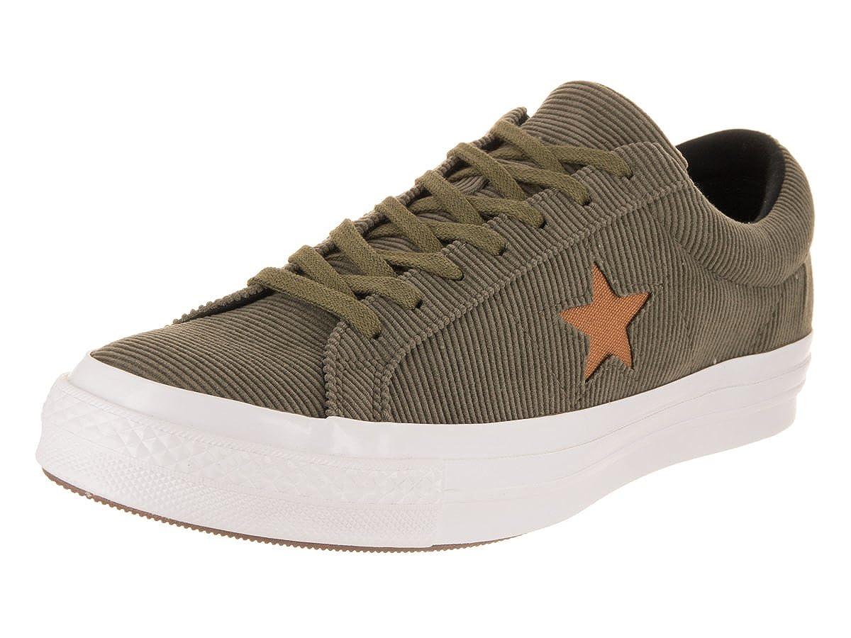 new style efc76 35af0 Converse Lifestyle One Star Ox, Ox, Ox, Scarpe da Ginnastica Basse Unisex  ...