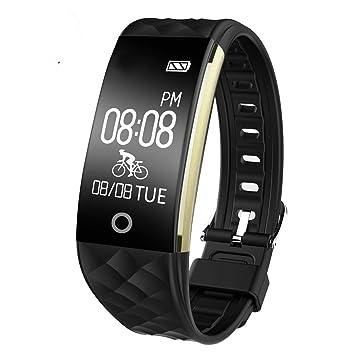 Willful Fitness tracker Fitness montre podomètre étanche suivi dactivité avec la fréquence cardiaque Monitorstep