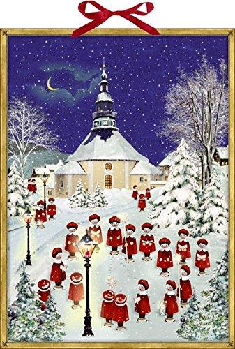 Wand-Adventskalender – Weihnacht im Erzgebirge