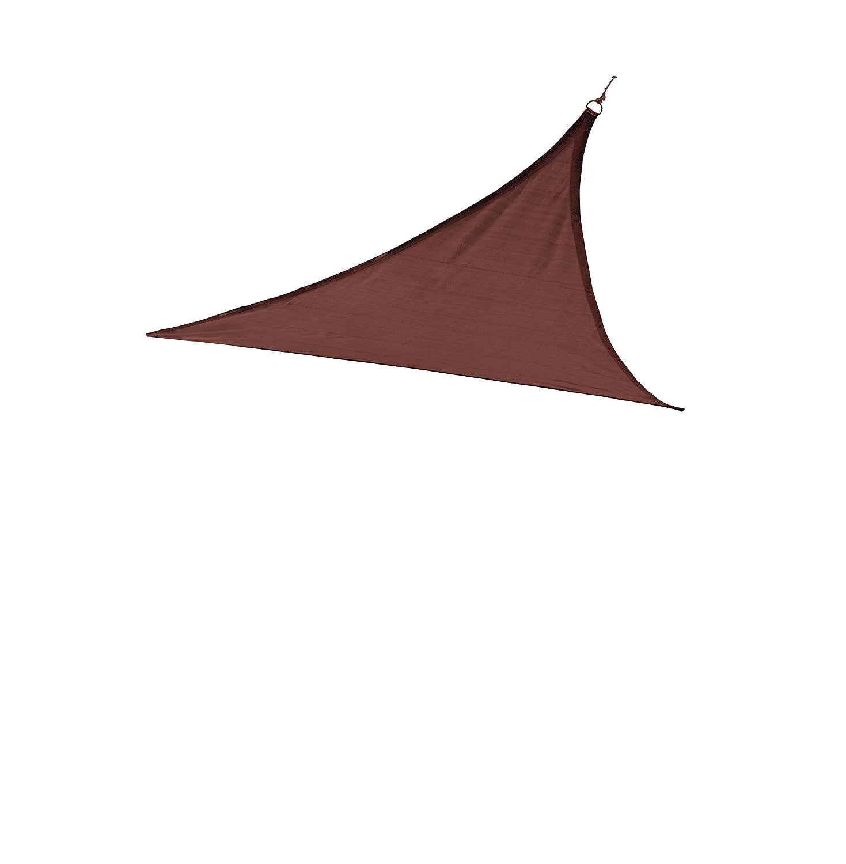 サンシェード トライアングル (テラコッタレッド) B00HF4CX9A 10148 テラコッタレッド テラコッタレッド