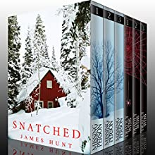 Snatched Super Boxset: Detective Grant Abduction Mysteries Audiobook by James Hunt Narrated by Mikela Drew, Ramona Master
