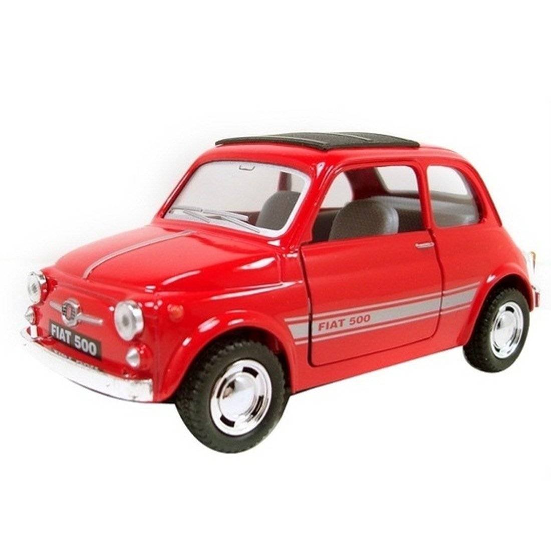 Buy Kinsmart Fiat 500 124 Scale Diecast Car Online At Low Prices In 1954 For Sale India