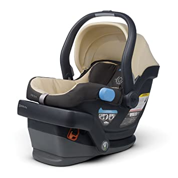 Amazon.com : UPPAbaby MESA Infant Car Seat, Lindsey Wheat ...