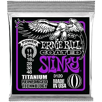 Ernie Ball 2920 M-Steel Power Slinky 011-048