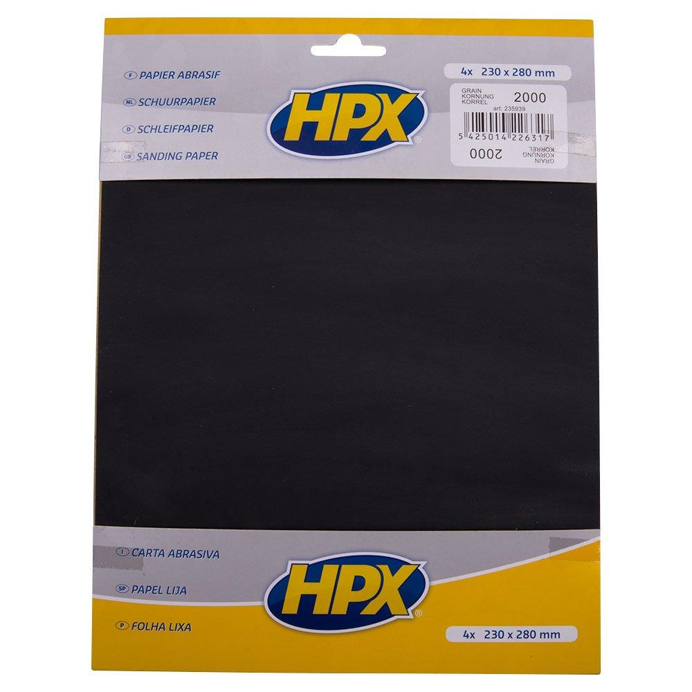 HPX 235939 P2000 Pack de 4 Papiers abrasifs