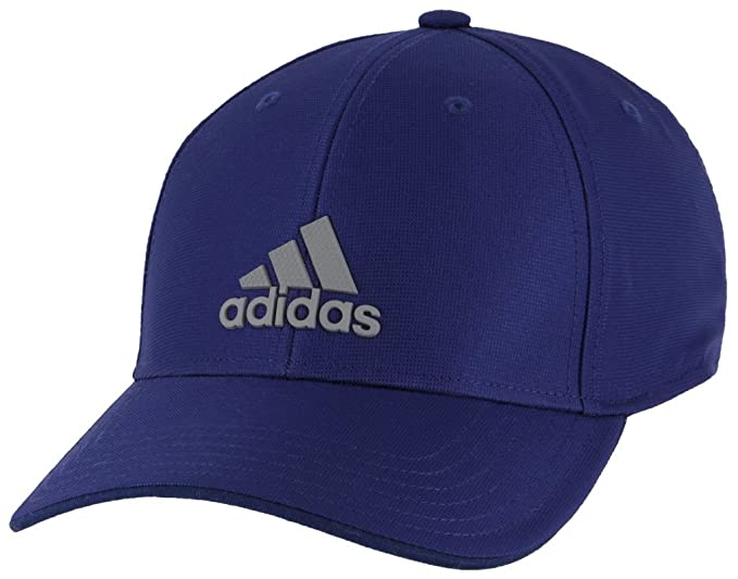42b6ebdf0d0 adidas Men s Decision Structured Adjustable Cap  Amazon.co.uk  Sports    Outdoors
