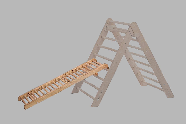 RINAGYM - Tabla antideslizante para escaleras, accesorio ...