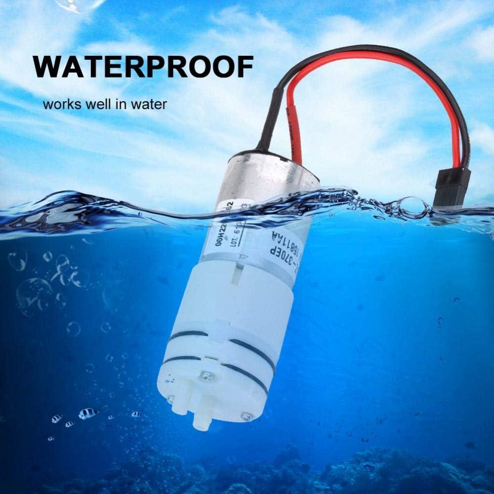 V BESTLIFE 3-6V 370 Water Cooling Pump Durable JR Plug Accessory Part for RC Boats Motor & ESC