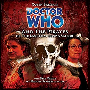 Doctor Who and the Pirates Radio/TV Program