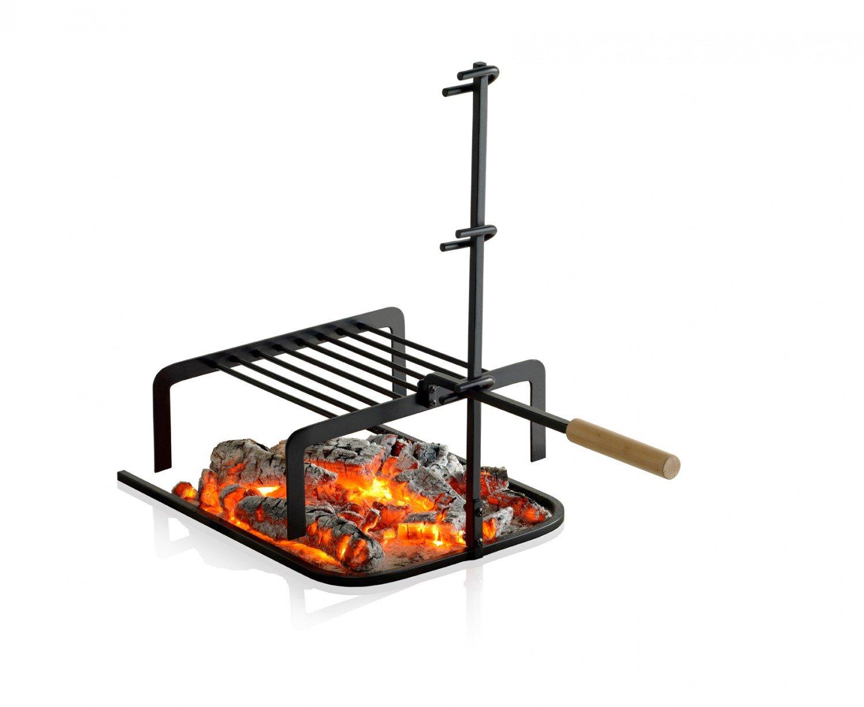 Barbecook Holzkohlegrill Carlo Test : Barbecook  kamin grillrost höhenverstellbar amazon