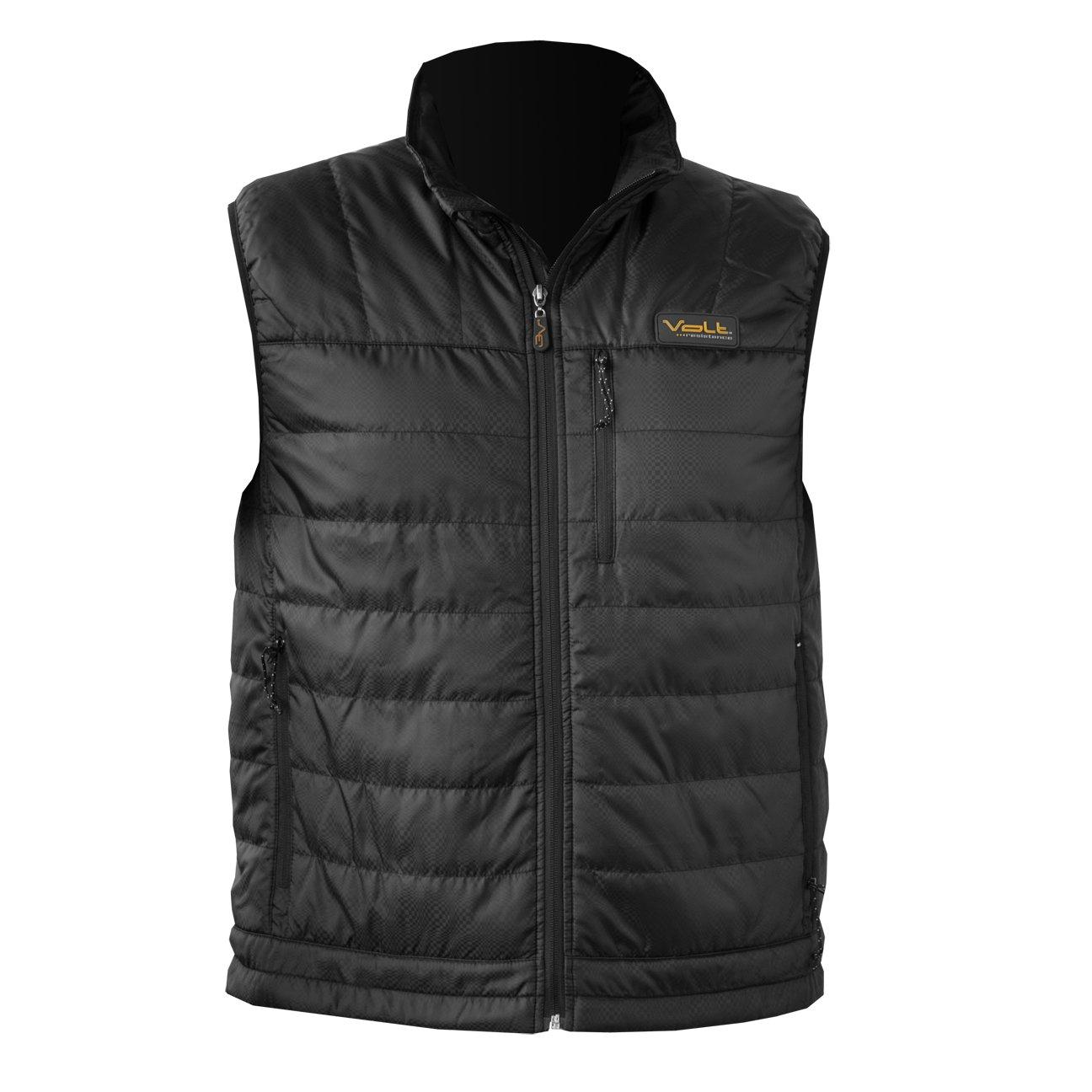 Volt Resistance Mens Insulated Heated Vest Medium Black