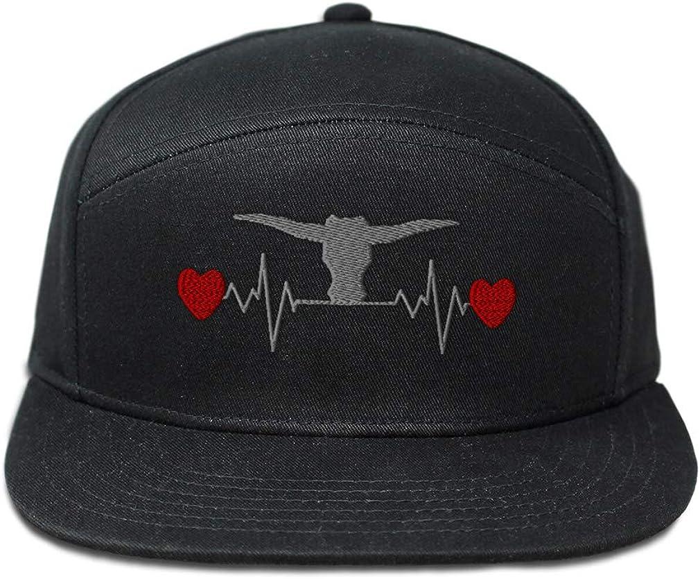 Snapback Hats for Men /& Women TexasLonghorn Cattle Lifeline Embroidery Black