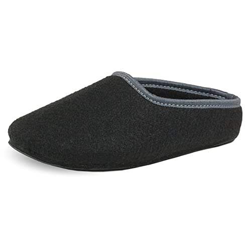 Clothing, Shoes & Accessories Active Uomo Inverno Cotone Pantofole Camera Caldo Casa Pantofole Interno Felpa