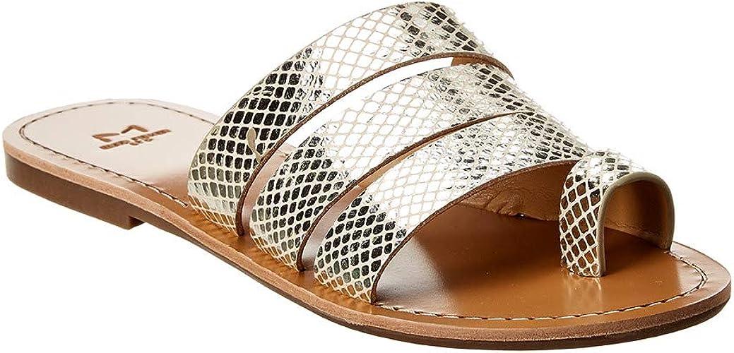 Marc Fisher LTD Rilee Leather Sandal
