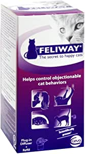 Game / Play Feliway Plug-In Diffuser with bottle, 48 Milliliters. Relaxant, Calming, Electric, Plug-in Toy / Child / Kid
