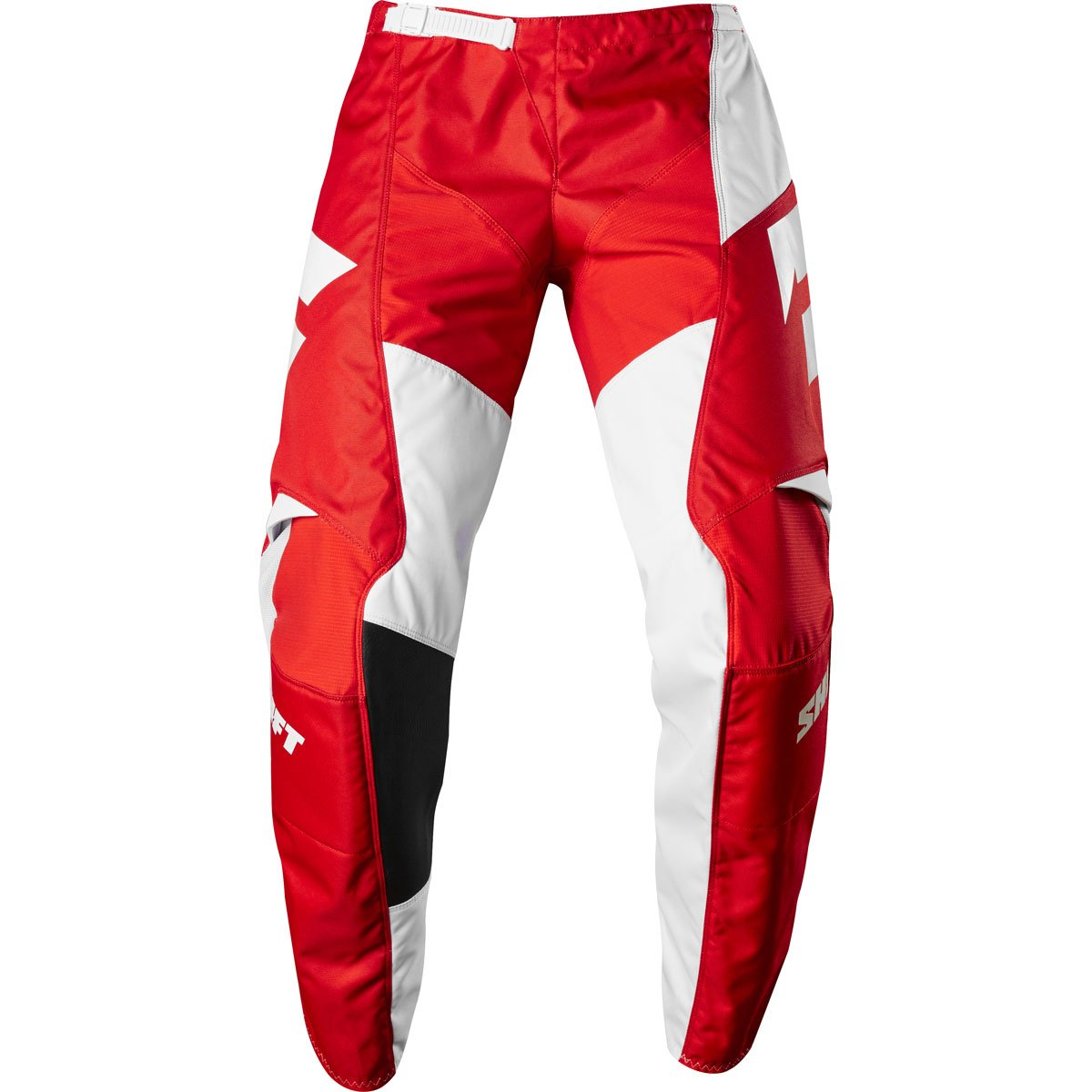 Shift Racing Whit3 Ninety Seven Men's Off-Road Motorcycle Pants - 36 / Red