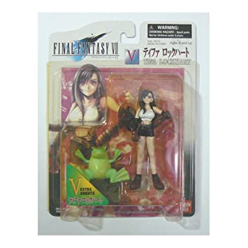 Final Fantasy Vii 7 Tifa Lockheart Extra Knights Figur Spielzeug