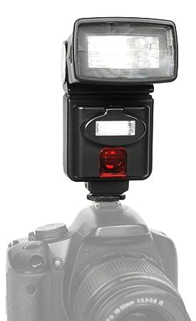 Bower sfd885 C Digital dedicado E-TTL - Flash para Canon EOS 7d ...