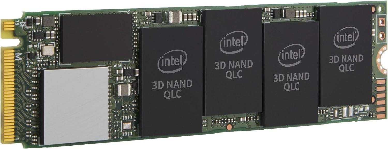 Intel 660p Series M.2 2280 512GB PCI-Express 3.0 x4 3D2 QLC Internal Solid State