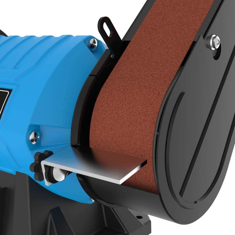 Güde Kombischleifer GKS 150-25 3x Schleifband K100 Schleifbock Schleifgerät
