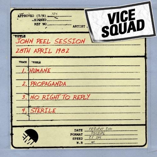 - Sterile (BBC John Peel Session 28/04/82)