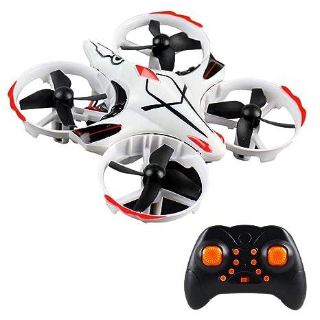 Mini Drones, Womdee mano controlado Drone 2,4 GHz 4-Axis Gyro cuatro